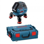 Построитель плоскостей Bosch GLL 3-50 Professional + L-Boxx в Могилеве