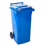 Контейнер для мусора Алеана (ТБО) 120 л в Витебске