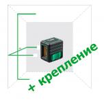Лазерный уровень ADA CUBE MINI GREEN HOME EDITION в Гомеле