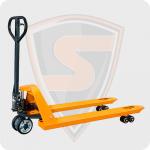 Гидравлическая тележка (Рохля) Shtapler DF 2500 PU длина вил 1500мм в Витебске