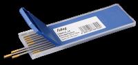 Вольфрамовый электрод FUBAG WL15 GOLD D 2,4x175мм (10 шт) в Гродно