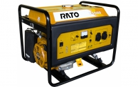 Генератор бензиновый (электростанция) RATO R5500 в Гомеле