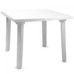 Стол квадратный, белый  в Гродно