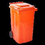 Контейнер для мусора Алеана (ТБО) 240 л в Витебске