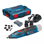 Аккумуляторный гравер Bosch GRO 12V-35 в Гродно