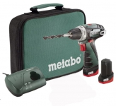 Шуруповерт Metabo PowerMaxx BS BASIC 600079550 в Гродно