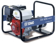Генератор бензиновый SDMO HX 4000 S в Витебске