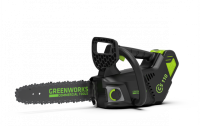 Пила аккумуляторная GreenWorks GD40TCS 40В G-MAX DigiPro в Гомеле