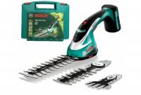 Аккумуляторные ножницы + кусторез Bosch ASB 10,8 LI Set в Гродно