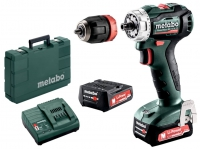 Шуруповерт Metabo PowerMaxx ВS 12 Quick (601037500) в Гродно