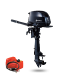 Лодочный мотор Tohatsu MFS 5 DDS (DSS) в Гомеле