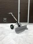 Лопата на колесах для снега RS 017A в Гродно
