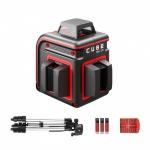 Лазерный нивелир ADA Cube 360-2V Professional Edition в Гродно