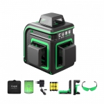 Лазерный нивелир ADA Cube 3-360 Green Home в Гродно