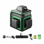Лазерный нивелир ADA Cube 3-360 Green Professional Edition в Гродно