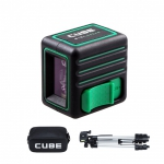 Лазерный уровень ADA Cube Mini Green Professional Edition в Гродно