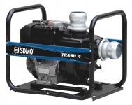 Мотопомпа дизельная SDMO TRASH 4(грязевая) в Гомеле