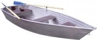 Лодка Вельбот алюминивая (моторно-гребная) Wellboat 37  в Гродно