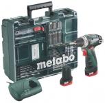 Шуруповерт Metabo PowerMaxx BS Basic Mobile Workshop