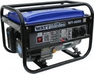 Бензогенератор WATT WT-4000