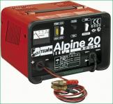 Зарядное устройство TELWIN ALPINE 20 BOOST (12В/24В)