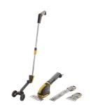 Аккумуляторный кусторез и ножницы для травы Stiga SGM 104 AE