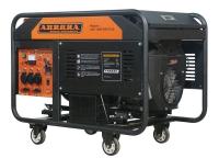 Бензиновый генератор Aurora AGE 12000 D PLUS ATS