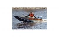 Алюминиевая лодка Wellboat-33