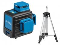 Нивелир лазерный BULL LL 3401 c штативом