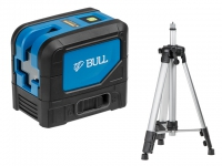 Нивелир лазерный BULL LL 2301 P c штативом