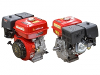 Двигатель бензиновый ASILAK SL-177F-D25
