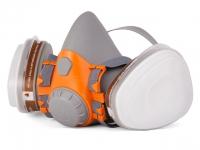 Полумаска без фильтра Jeta Safety (6500)