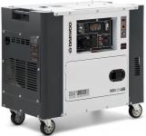Дизельный генератор DAEWOO DDAE10000SE в кожухе