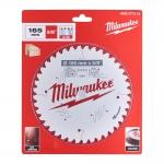 Диск пильный по дереву MILWAUKEE D 165х15,87х1,6 мм 40Z для циркулярной пилы в Бресте