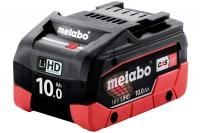 Аккумулятор Metabo LiHD, 18 В, 10.0 Ач
