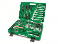 Набор слесарного инструмента в чемодане 80предметов TOPTUL (GCAI8002)