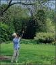 Сучкорез садовый FISKARS универсальный 158см (115360)