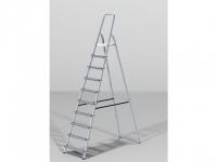 Лестница-стремянка алюминиевая 213 см PRO STARTUL (ST9940-10)