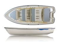 Лодка пластиковая Terhi 440