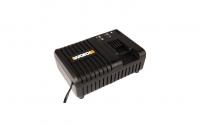 Зарядное устройство WORX WA3867 14,4-20В 6А