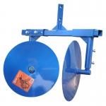 Окучник дисковый ОР-3 (д. дисков 370мм) под сцепку №5