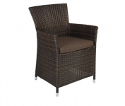 Кресло WICKER-1, Garden4you 1269