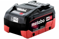 Аккумулятор Metabo LiHD, 18 В, 8.0 Ач