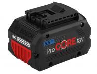 Аккумулятор BOSCH ProCORE 18 V 5,5 Ah (-1-) Professional