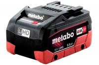 Аккумулятор Metabo LiHD, 18 В, 5.5 А/ч