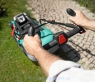 Аккумуляторная газонокосилка Bosch ROTAK 43 Li-Ion NEW + 2 аккумулятора