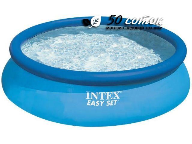 1875e47c69ca0 Купить Надувной бассейн INTEX Easy Set 28130NP купить в Минске с ...