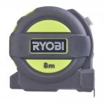 Рулетка Ryobi RTM8M 8м
