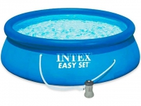 Надувной бассейн INTEX Easy Set 28142NP + фильтр-насос 220 В