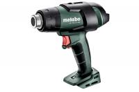 Аккумуляторный строительный фен Metabo HG 18 LTX 500